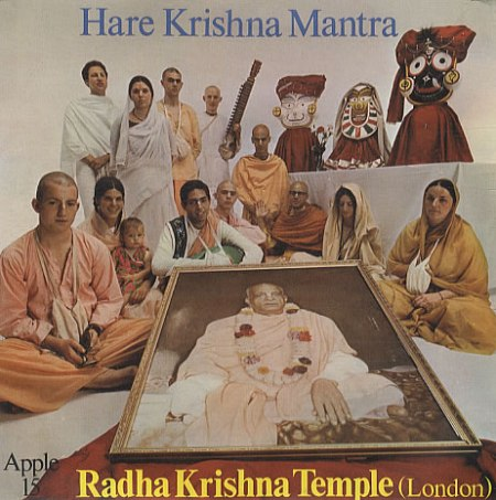 Hare fucking Krishna.