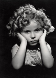 I envied the shit out of Shirley Temple's hair when I was a kid.
