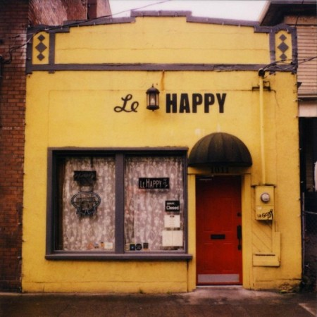 Le Happy, where are you!?