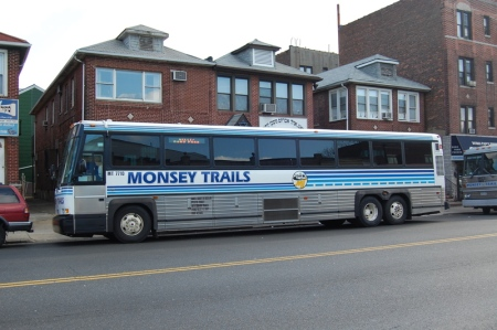 Ed note: unclear whether it was a Monsey Tours or a Monsey Trails bus.