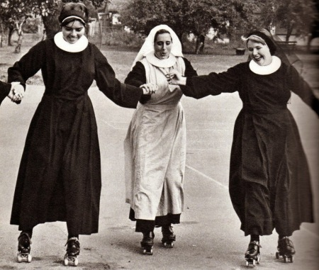 Nuns Having Fun (2)